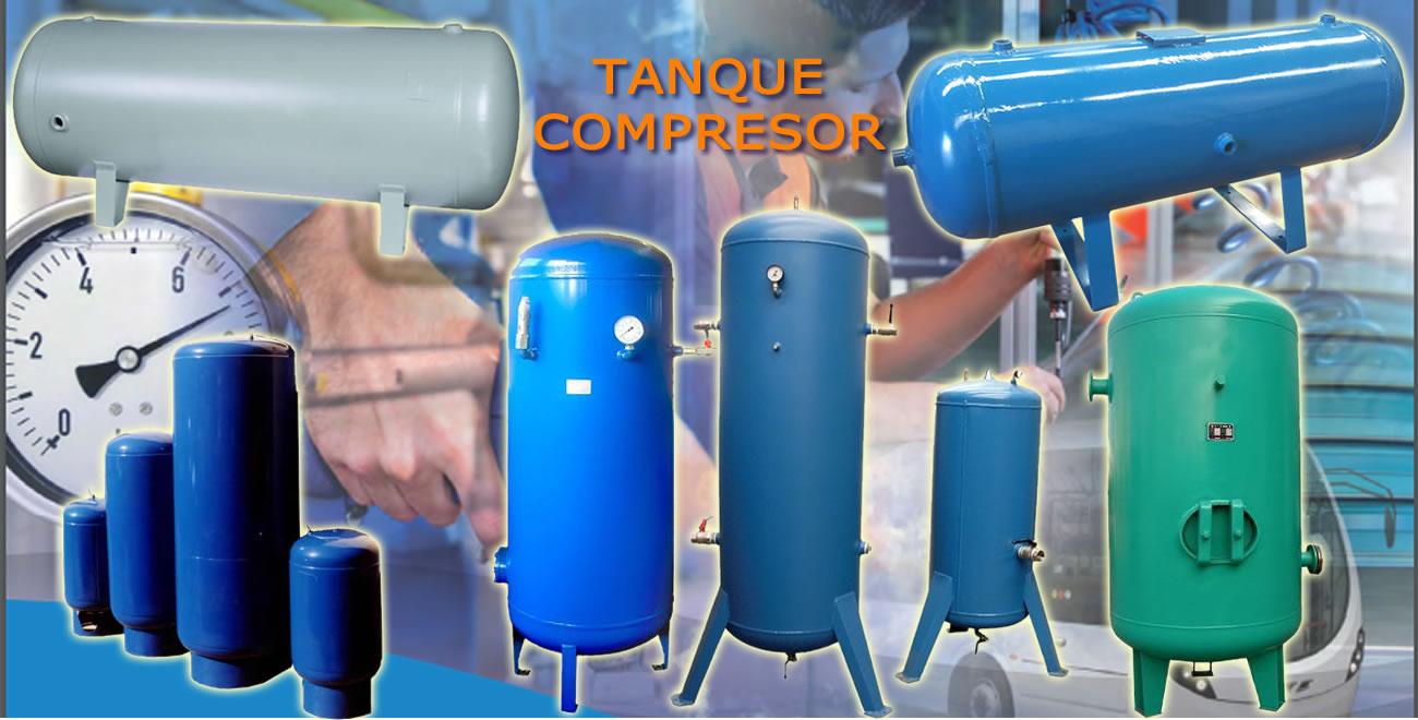 Tanque Compresor